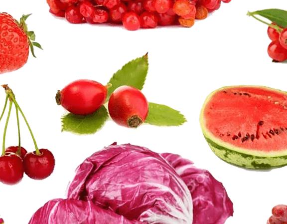 Arteriosclerosi: prevenirla con frutta e verdura rosse